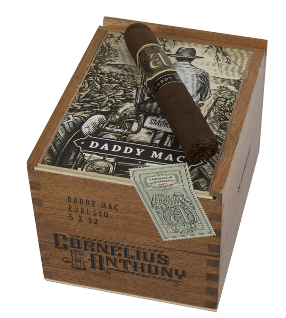 Daddy Mac Robusto 5×52 20p