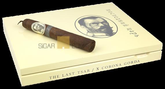 The Last Tsar Corona Gorda 10p