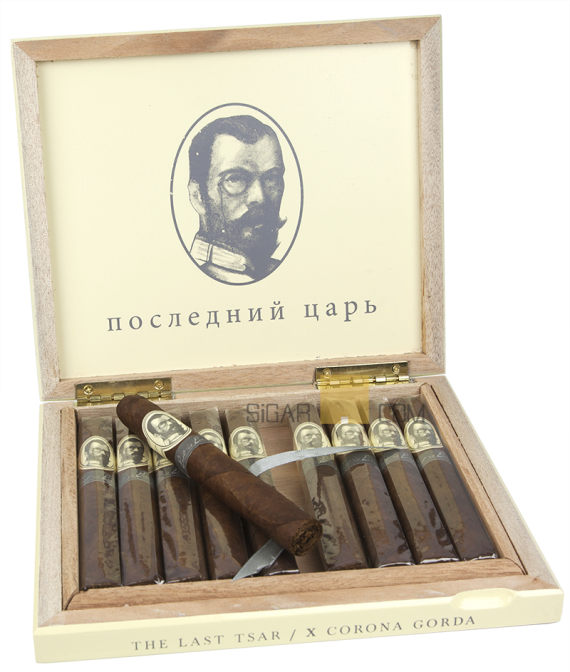 The Last Tsar Corona Gorda 10pOpen